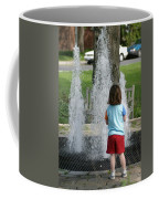 Childhood Waterpark Dreams Coffee Mug