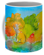 Park Impression Coffee Mug