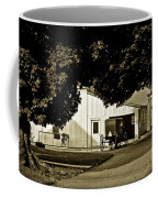 Parked Buggy - Lancaster Pennsylvania Coffee Mug