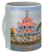 Parker's Lighthouse Shoreline Village Coffee Mug