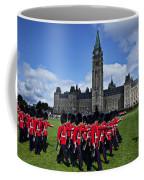 Parliament Building Ottawa Canada  Coffee Mug by Garry Gay