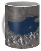 Part Of The Dead Sea And Parts Coffee Mug by Stocktrek Images