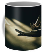 Partially Hidden In Shadow, A Ballet Coffee Mug by Robert Madden