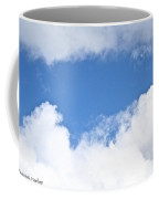 Partly Blue Coffee Mug