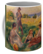 Party In The Country At Berneval Coffee Mug
