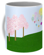 Party Over The Hill Coffee Mug