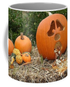 Party Pumpkin Coffee Mug