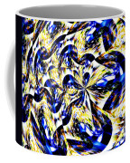 Party Time Abstract Coffee Mug