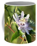 Passion Flower - May Pop Bloom Coffee Mug