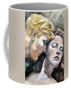 Passionate Embrace Coffee Mug