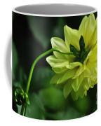 Pastel Lemon Dahlia 2 Coffee Mug