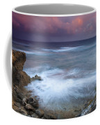 Pastel Storm Coffee Mug by Mike  Dawson