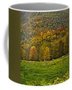 Pastoral Painted Coffee Mug
