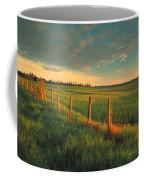 Pasture Sunrise Coffee Mug