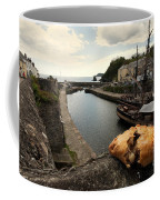 Pasty On The Harbour Coffee Mug