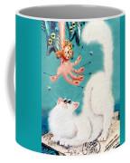 Pat That Cat Coffee Mug