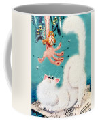 Pat That Cat Coffee Mug
