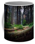 Path In The Pines Coffee Mug