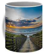 Path Of Peace Coffee Mug