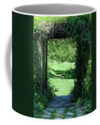 Path To The Green Coffee Mug