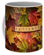 Patience-autumn Coffee Mug