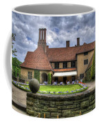 Patio Restaurant At Cecilienhof Palace Coffee Mug