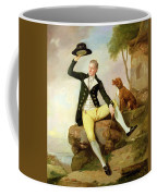 Patrick Heatly Coffee Mug by Johann Zoffany