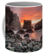 Patrick's Point Sunset Coffee Mug