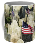 Patriot Cemetery Coffee Mug