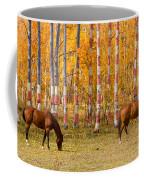 Patriotic Autumn Coffee Mug