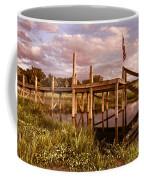 Patriotic Dock Coffee Mug