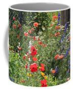 Patriotic Flowers Coffee Mug