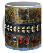 Patterns Of Reflection Coffee Mug