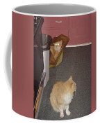 Patty Vs Vengeful Sack God  Coffee Mug