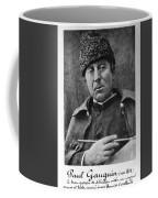 Paul Gauguin Coffee Mug