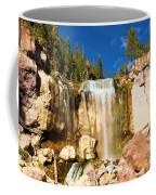 Paulina Falling At Newberry Coffee Mug
