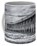 Pawleys Island Pier Coffee Mug