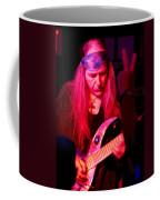 Peace And Uli Roth Coffee Mug