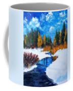 Peaceful Creek 2012 Coffee Mug