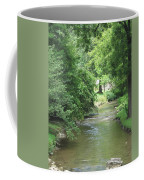 Peaceful Mountain Stream Coffee Mug