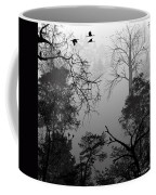 Peaceful Shades Of Gray Coffee Mug