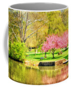 Peaceful Spring II Coffee Mug by Darren Fisher