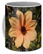 Peach Flower Coffee Mug
