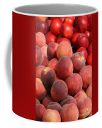 Peaches And Nectarines Coffee Mug