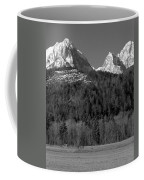 Peaks Near Schwangau In The Bavarian Alps Coffee Mug