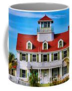Peanut Island Coffee Mug