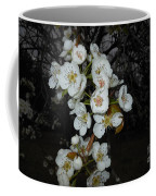 Pear Blooms And Tree Coffee Mug