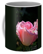 Pearl Pink Petals Coffee Mug