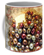 Pearls In A Pile  Art Coffee Mug