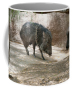 Peccary Coffee Mug